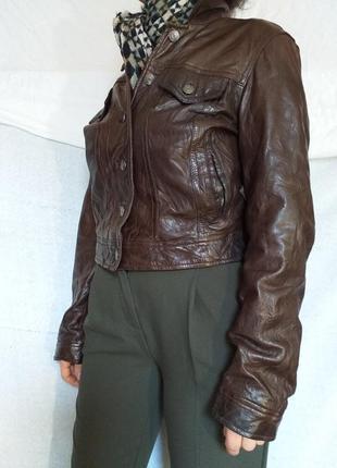 Куртка. натуральная кожа.