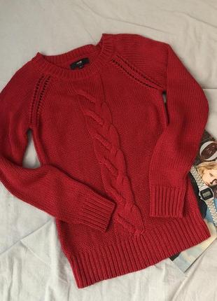 Красный свитер ❤️