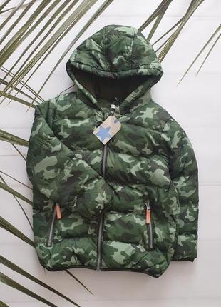 Куртка холодний демосезон/єврозима📍 7-8 років 💰 550 г