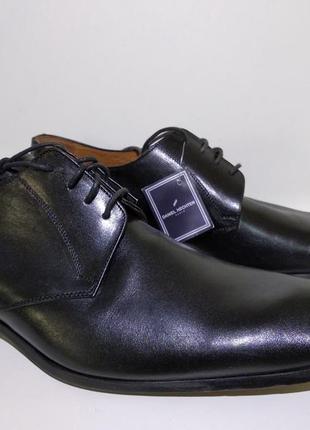 Туфли мужские кожаные daniel hechter