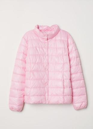 Зифирная куртка h&m