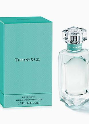 Tiffany & co,75 мл, оригинал