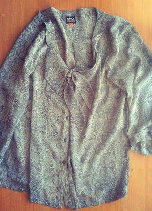 Легкая блуза only