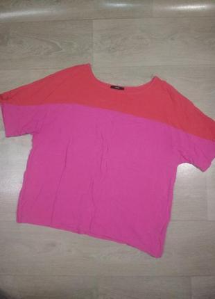 Летняя двухцветная блуза от george