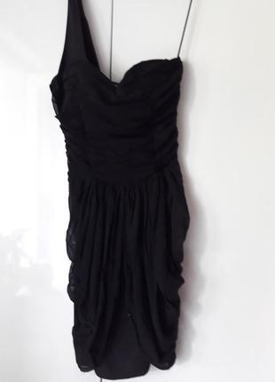 Платье вечернее сетка
