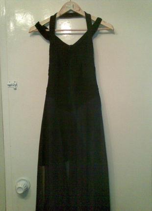 Платье облегающие