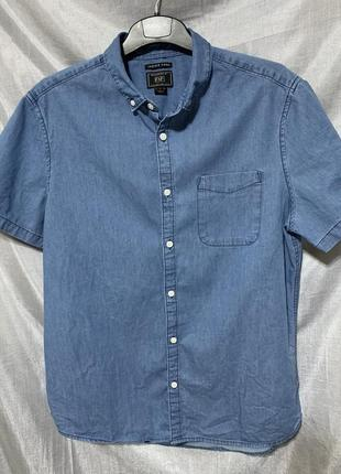 Мужская рубашка f&f