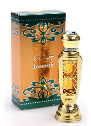 Jannah, al haramain, духи арабские натуральные масляные, унисекс, без спирта, 12 м