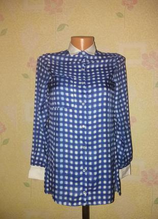 Рубашка блуза xs от zara (есть дефект)