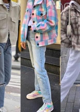 Женская куртка- рубаха