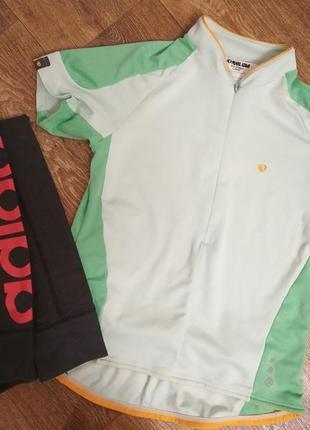 Велофутболка, футболка для спорта, велосипедная pearl izumi оригинал