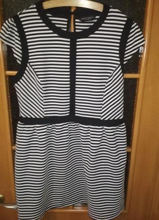 Платье в полоску от dorothy perkins