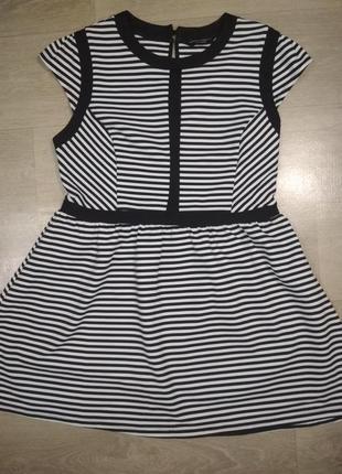 Платье в полоску от dorothy perkins2 фото