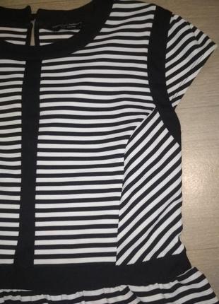 Платье в полоску от dorothy perkins3 фото