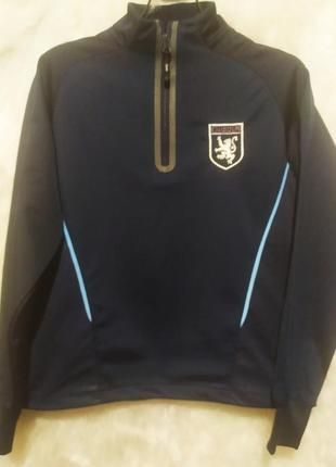 Розвантажуюсь спортивная куртка фанов английского футбольного клуба charlton