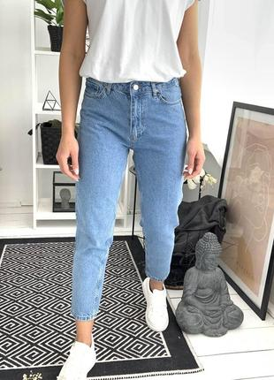 Мом джинсы  mom4 фото