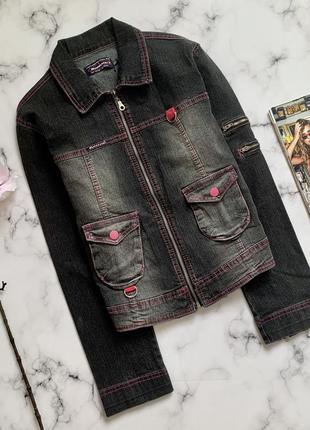 Курточка джинсовая woodsstar