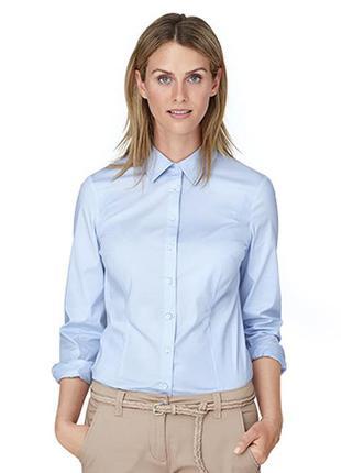 Рубашка женская наш 50 tcm tchibo германия