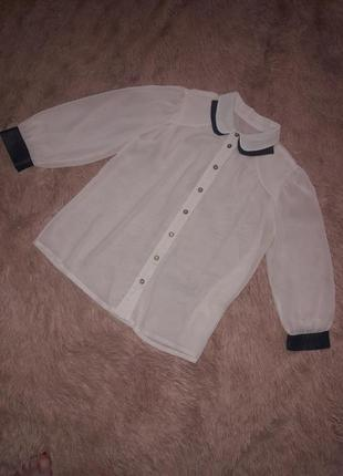 Красивая рубашка блузка блуза