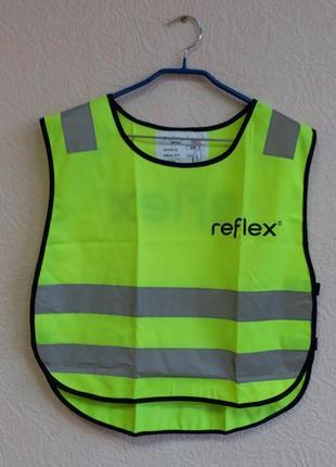 Детский сигнальный жилет reflex