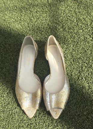Туфли летние очень классные