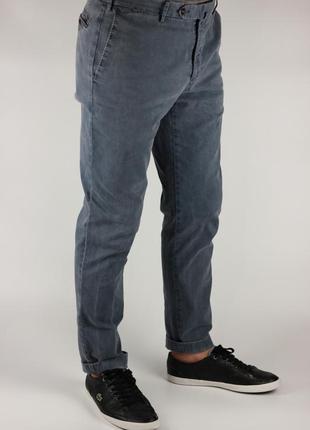 Фирменные брюки чиносы италия люкс сегмент pt01