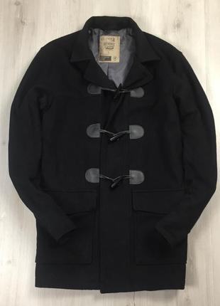 F9 пальто черное next некст