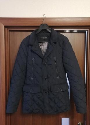 Куртка плащ мужская весенняя