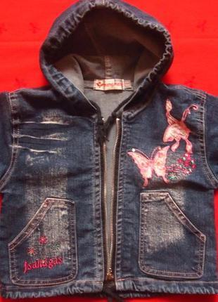 Куртка ветровка кофта до 5лет