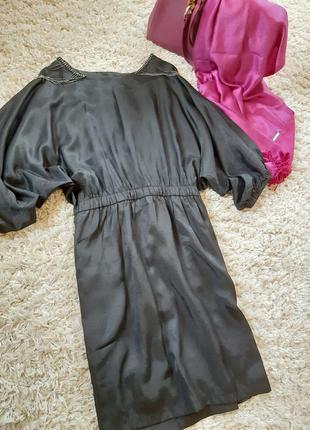 Очень красивое платье с объёмными рукавами, vero moda, p. s-m