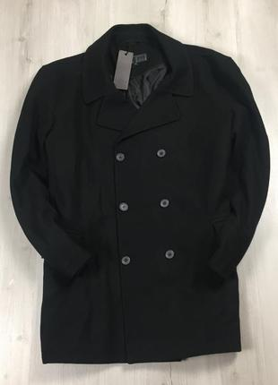 F9 мужское черное пальто firetrap файртрап