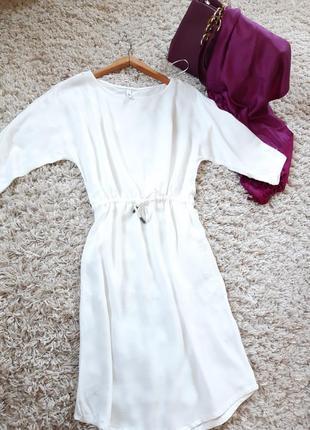Нежное стильное белое платье ,soyaconcept, p. s-m