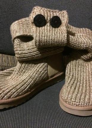 Уги ugg australia boots в'язані угги
