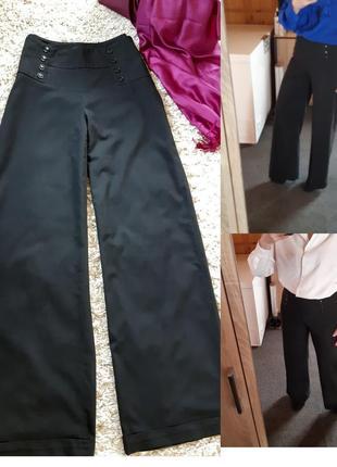 Стильные широкие брюки/палацо, h&m, p. 12