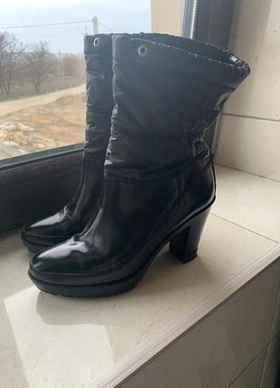 Сапожки,ботинки демисезон,весна-осень.размер 36
