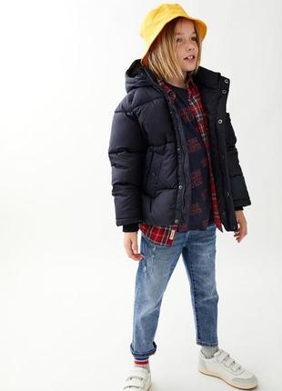 Демисезонная курточка zara на 12 лет