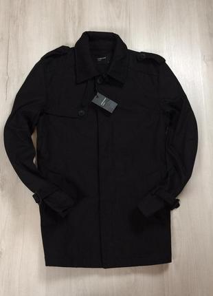 F9 ветровка cws черная куртка плащ куртка пальто мужское