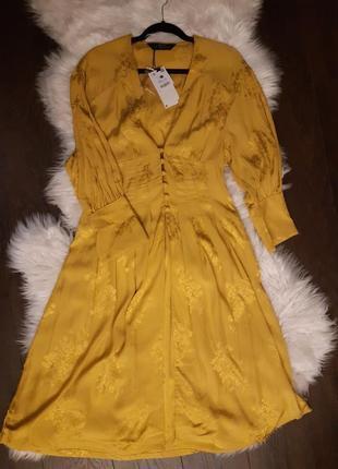 Шикарное платье - накидка от  bershka😍🌟