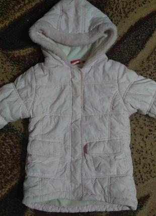 Демисезон пальто, 2-3года