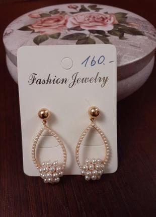 Серьги xuping jewelry
