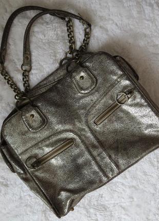 Большая афигенская сумка шопер от beyond как zara pinko mango dkny guess