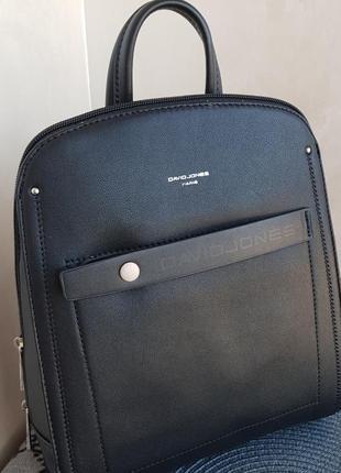 Рюкзак городской david jones original черный