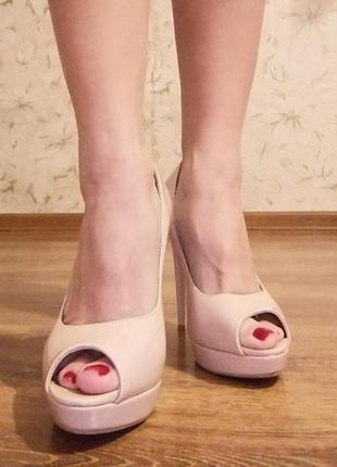 Шикарные туфли stella marco