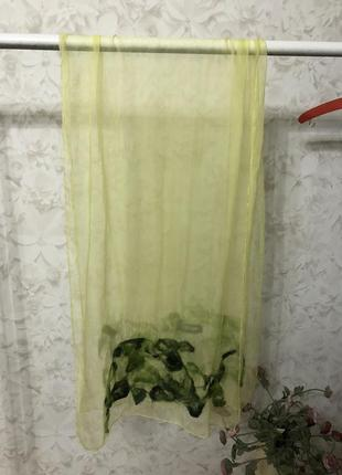 Шелковый шарф rayher!