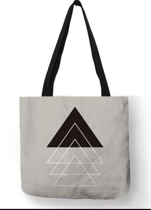 Цена 🔥эко шоппер сумка торба тканевая холщевая парусиновая 40х40