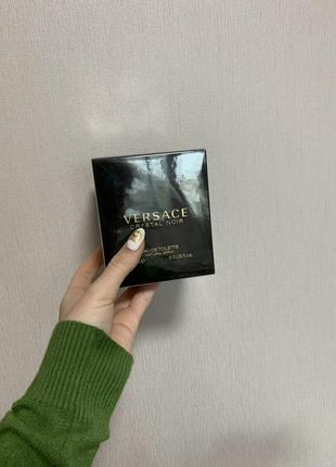 Духи versace crystal noir 90 ml