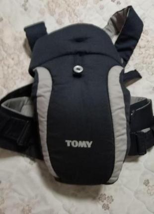 Кенгуру переноска эрго рюкзак слинг для ребенка tomy freestyle premier