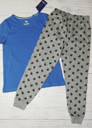 Пижама, домашний костюм frozen 110-116, lupilu, германия, джоггеры