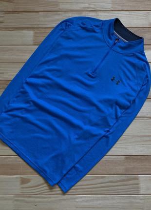 Легкая спортивная кофта under armour heat gear