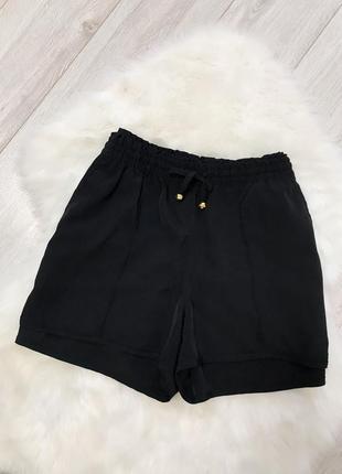Женские шорты размер м-л h&m